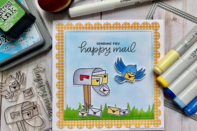 pretty pink posh happy mail