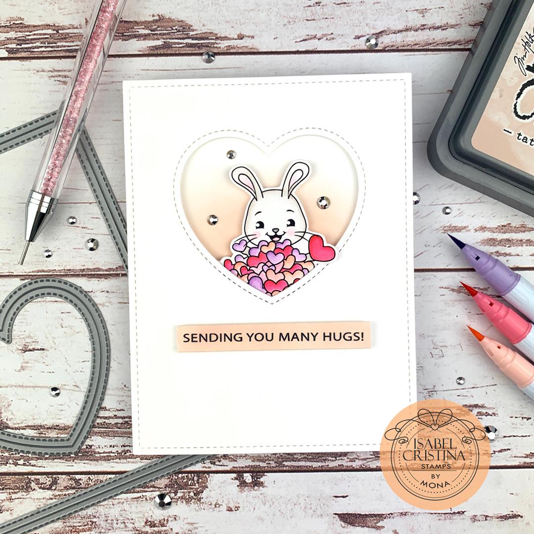 Isabel Christina Bunny Hugs Etsy