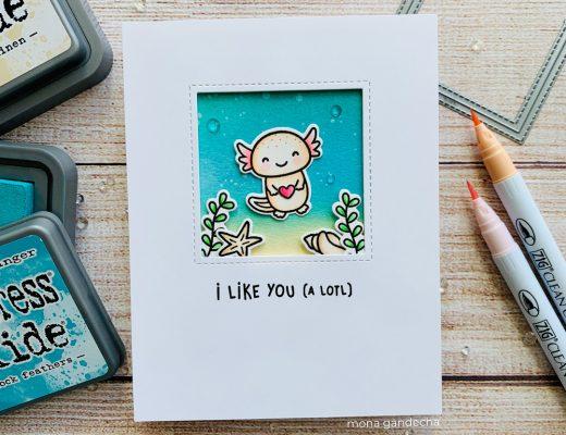Lawn Fawn I Like You (a lotl)