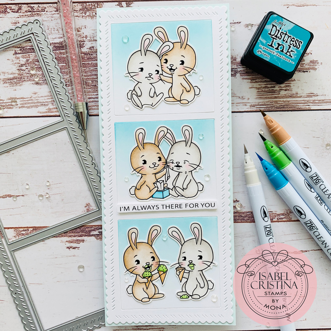 Isabel Christina I'll Be There For You Etsy
